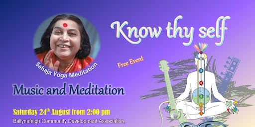 Sahaja Yoga - Music and meditation - Belfast