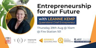 Entrepreneurship for our Future
