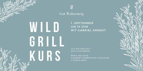 Wild-Grill-Kurs Tickets