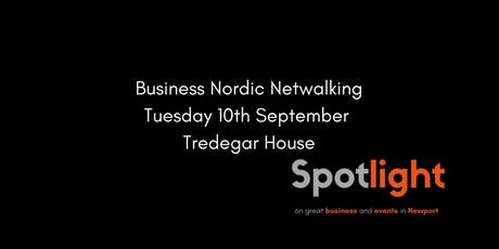 Nordic Netwalking - Business Networking with a Twist!  tickets
