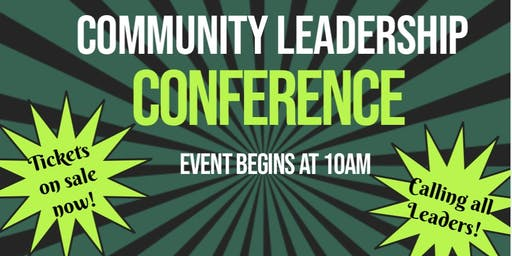 Community Leadership Conference