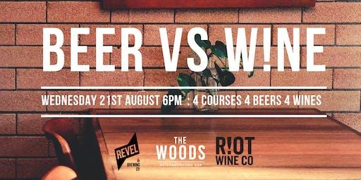 BEER VS W!NE
