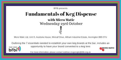 Fundamentals of Keg Dispense