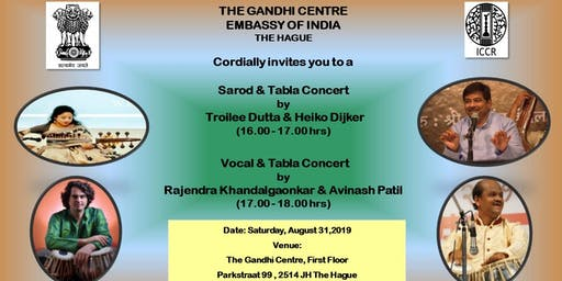 Sarod & Vocal Concert