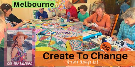 CREATE TO CHANGE in MELBOURNE tickets