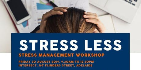 Stress Less tickets