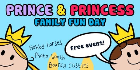 Conn O'Neill Festival 2019- Prince & Princess Family Fun Day tickets
