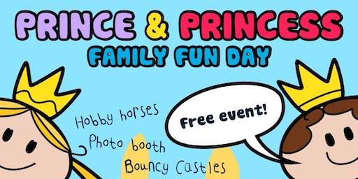 Conn O'Neill Festival 2019- Prince & Princess Family Fun Day
