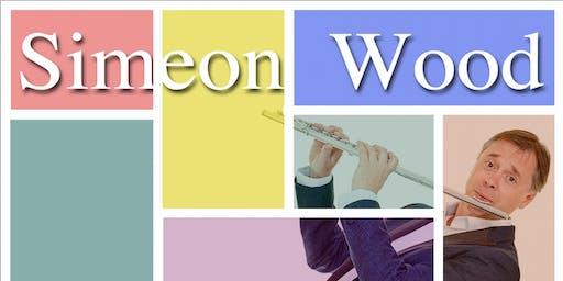 Simeon Wood in Concert