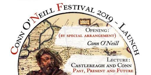 Conn O'Neill Festival 2019- Launch
