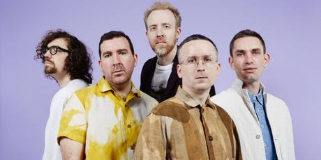 Pyg presents Hot Chip [Dj set] tickets