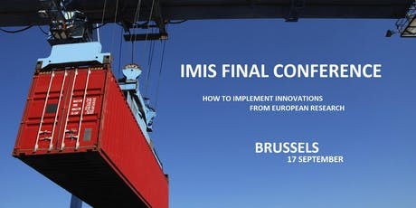 IMIS Final Conference tickets