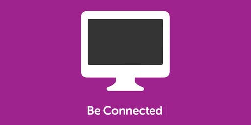 Be Connected Computer Confidence Class - Sept/Oct