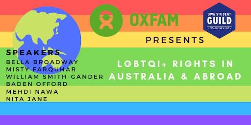 LGBTQI+ Rights in Australia & Abroad