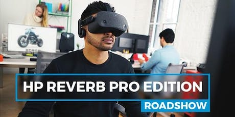 HP Reverb Pro Edition Roadshow - Manchester 2-4pm Session tickets