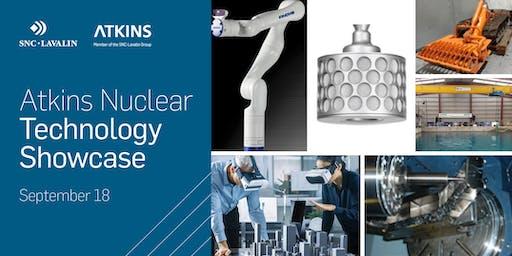 Atkins Nuclear Technology Showcase