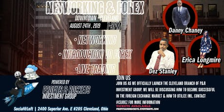 Networking & Forex - Cleveland tickets