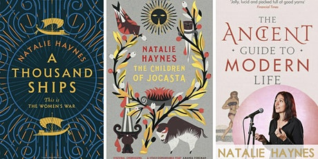*RESCHEDULED* Natalie Haynes presents 'The Ancient Guide to Modern Life' tickets