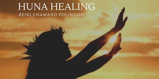 Huna Healing – Reiki Chamano Polinesio