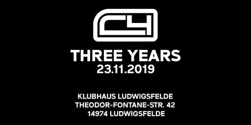 C4 Three Years