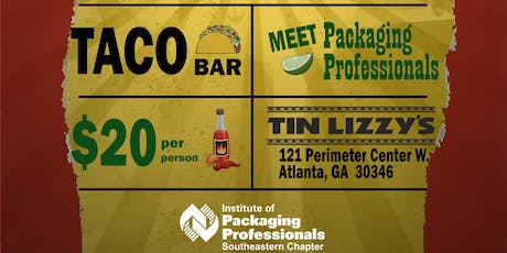 IoPP SE Chapter Networking @ Tin Lizzy's tickets