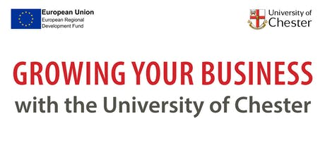 University of Chester Business Growth Club tickets