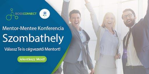 Szombathely Mentor-Mentee Konferencia 2019 október 03. csütörtök