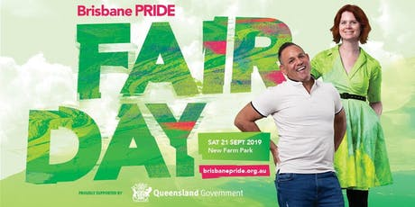 Brisbane Pride Fair Day 2019 tickets