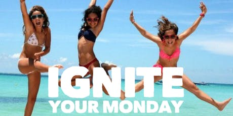 Ignite your Monday! with a full body reset tickets
