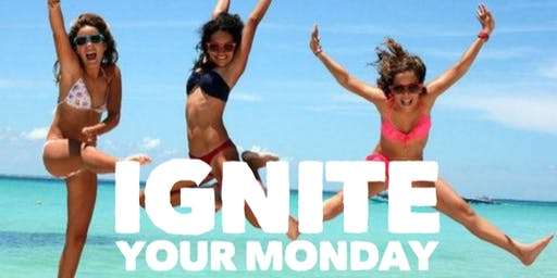 Ignite your Monday! with a full body reset