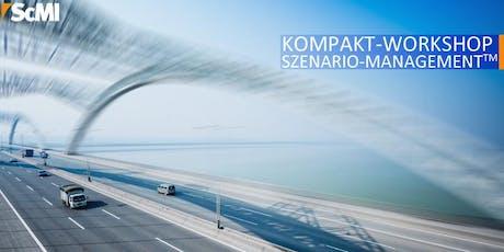 Kompakt Workshop Szenario Management - Themenschwerpunkt Mobilität Tickets