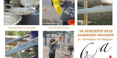 Laat het water stromen / Water Atelier  tickets
