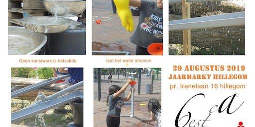 Laat het water stromen / Water Atelier