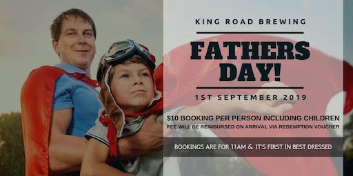 FATHERS DAY @ KRB