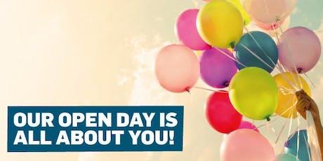 Petroc North Devon Campus Open Events 2019/20 tickets
