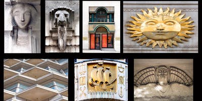 Birmingham Art Deco & William Bloye walking tour