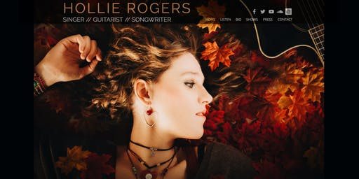 Hollie Rogers returns to Mickey's Boatyard & Beach Cafe