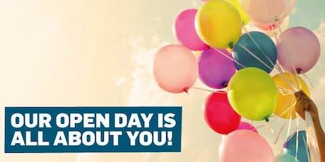 Petroc Mid Devon Campus Open Events 2019/20 tickets