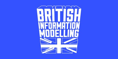 3D Repo British Information Modelling - October 2019 tickets