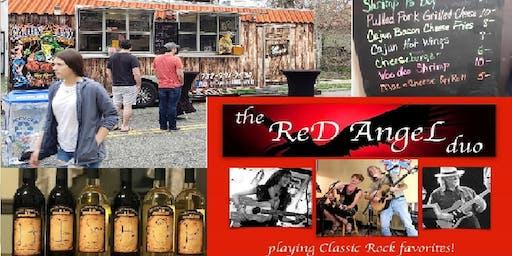 Red Angel Duo and Cajun Jax Food Truck
