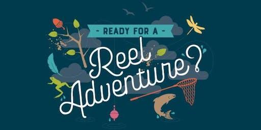 Catch a Reel Adventure at Bells Mill Fishery, Stourbridge
