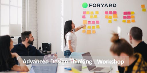 Advanced Design Thinking Workshop - Innovate your daily work