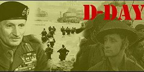 No8. The D-Day Story – Gosport 1944 (Sept 13) tickets