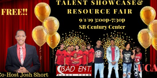 1st  Inaugural Michiana's Youth Got Talent Resource Fair and Talent Show