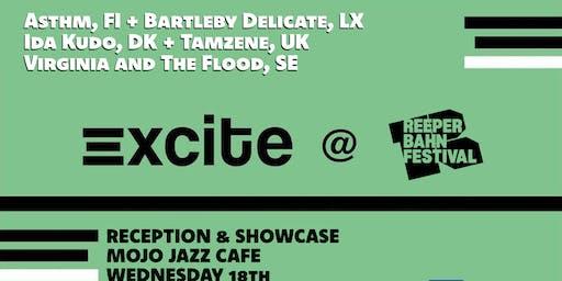 Excite Reception at Reeperbahn Festival 2019