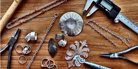 Beginners Silver Jewellery  Making tickets