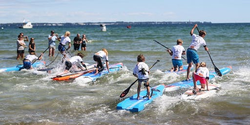 SUP Kids - Race | ICF SUP World Cup Scharbeutz