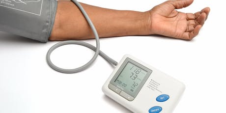 Blood Pressure Champion Training - Monday 28th October 2019 tickets