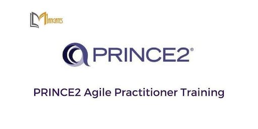 PRINCE2 Agile Practitioner 3 Days Training in Montreal