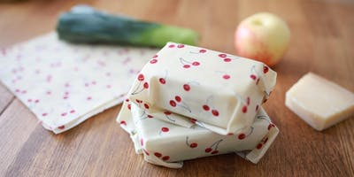 Bees'n'Beers™ Beeswax Wraps Class with Beer in Milton